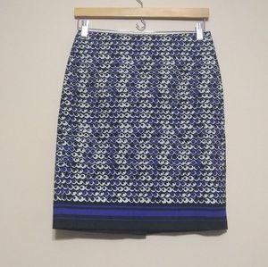 Ann Taylor pencil skirt size 2P